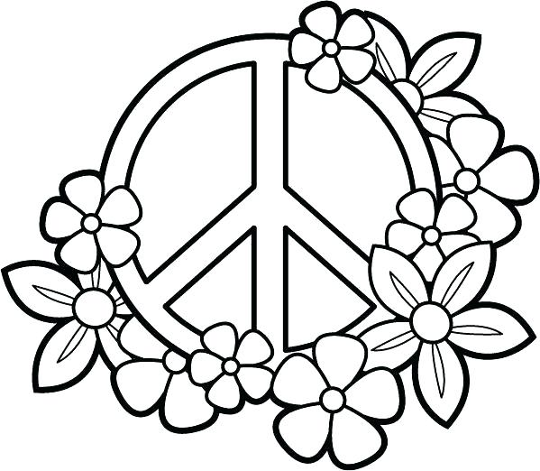 599x522 Easy Coloring Page Easy Coloring Pages Plus For Girls Teenagers