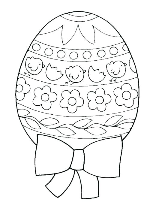 520x693 Easter Coloring Pics Coloring Pages For Cheap Egg Coloring Pages