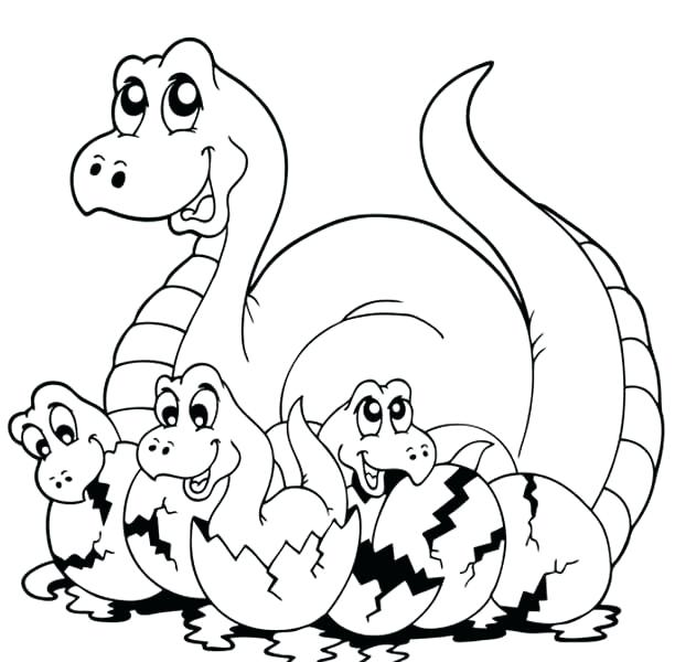 612x600 Coloring Online Dinosaurs Coloring Pages Dinosaur To Color