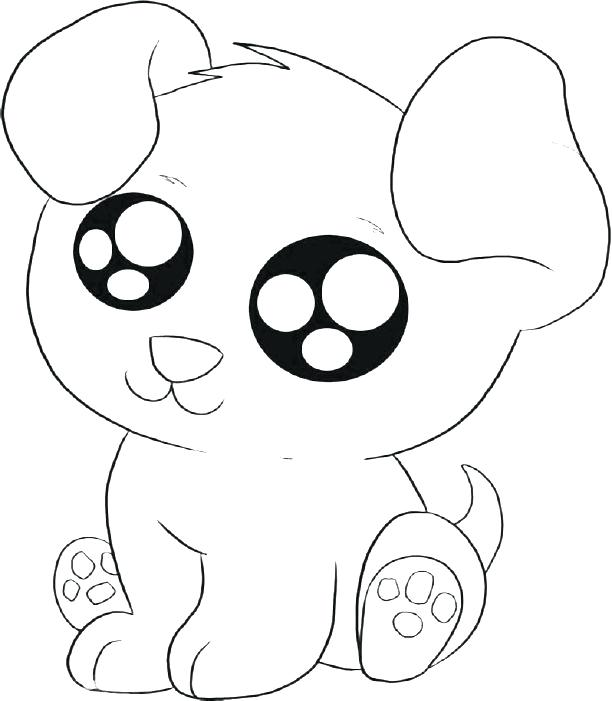 612x701 Doggy Coloring Pages Cute Puppy Coloring Pages Printable Cute