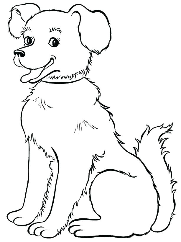 614x820 Doggy Coloring Pages Dog Coloring Pages Printable Coloring Pages