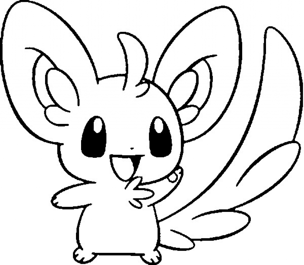 1024x894 Best Of Cute Pokemon Coloring Pages Design Printable Coloring Sheet