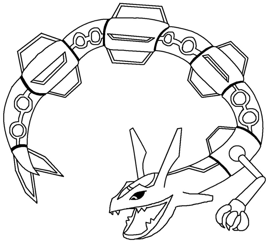 943x847 Remarkable Mega Pokemon Coloring Pages Coloring For Pretty Mega