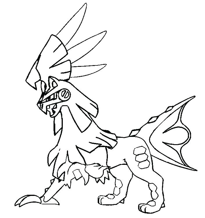 705x750 Coloring Page Pokemon Coloring Pages Draw Easy Coloring Page
