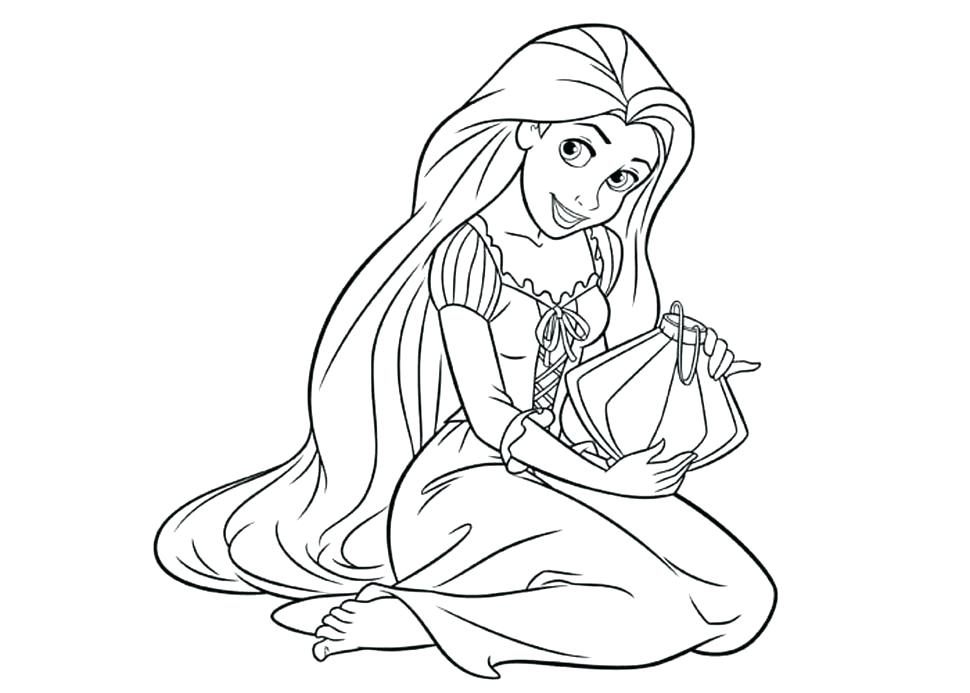 970x693 Remarkable Disney Princess Coloring Pages Free Coloring Book Page