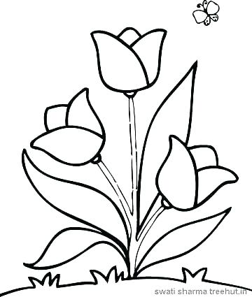 Easy Printable Coloring Pages