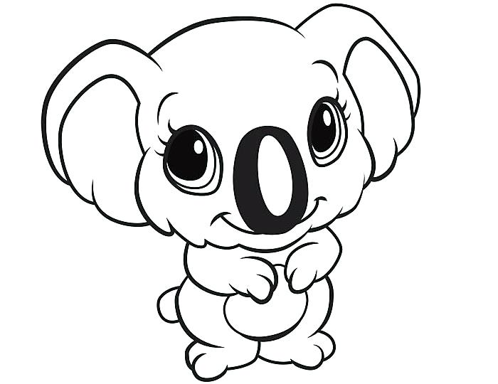 700x540 Cute Easy Coloring Pages Download Cute Easy Puppy Coloring Pages