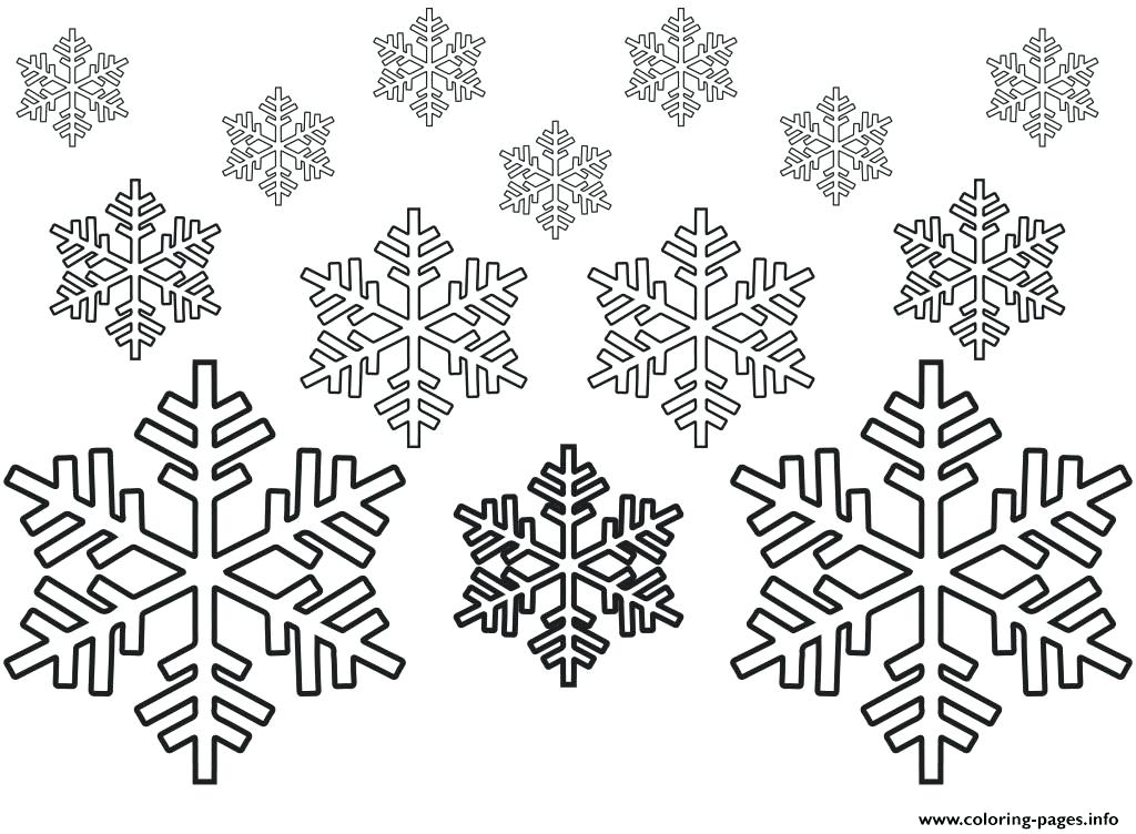 1024x752 Snow Flake Coloring Pages Printable Snowflake Coloring Pages Free