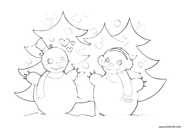 620x439 Making A Snowman Coloring Page Making Snowman Coloring Page