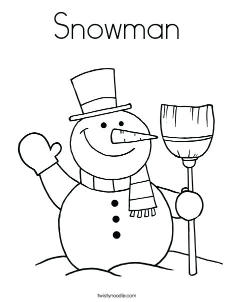468x605 Coloring Book Pages Snowman Snowman Coloring Page Coloring Book