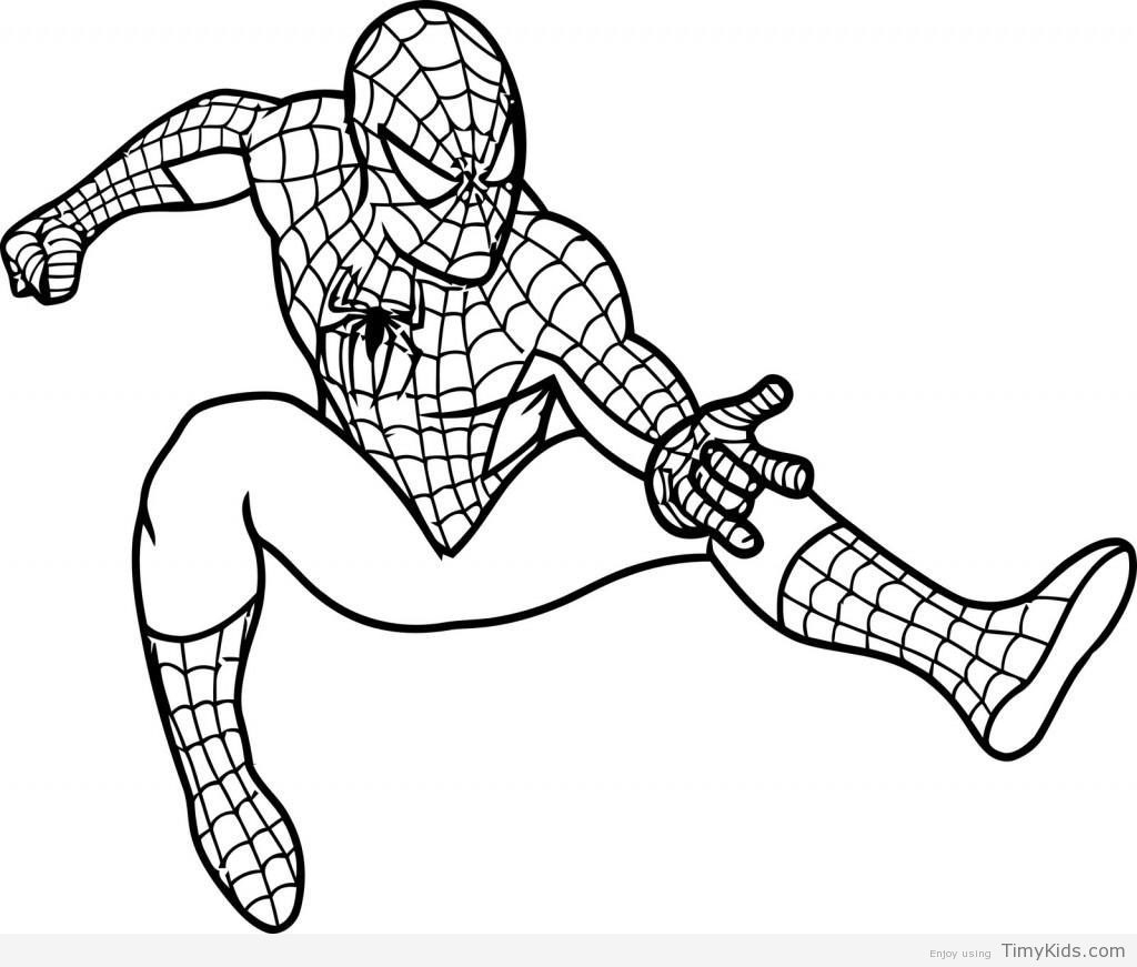 1024x871 Best Of Ultimate Spiderman Coloring Pages Coloring Free