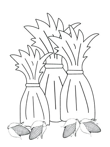 360x480 Kids Thanksgiving Coloring Pages Happy Thanksgiving Turkey