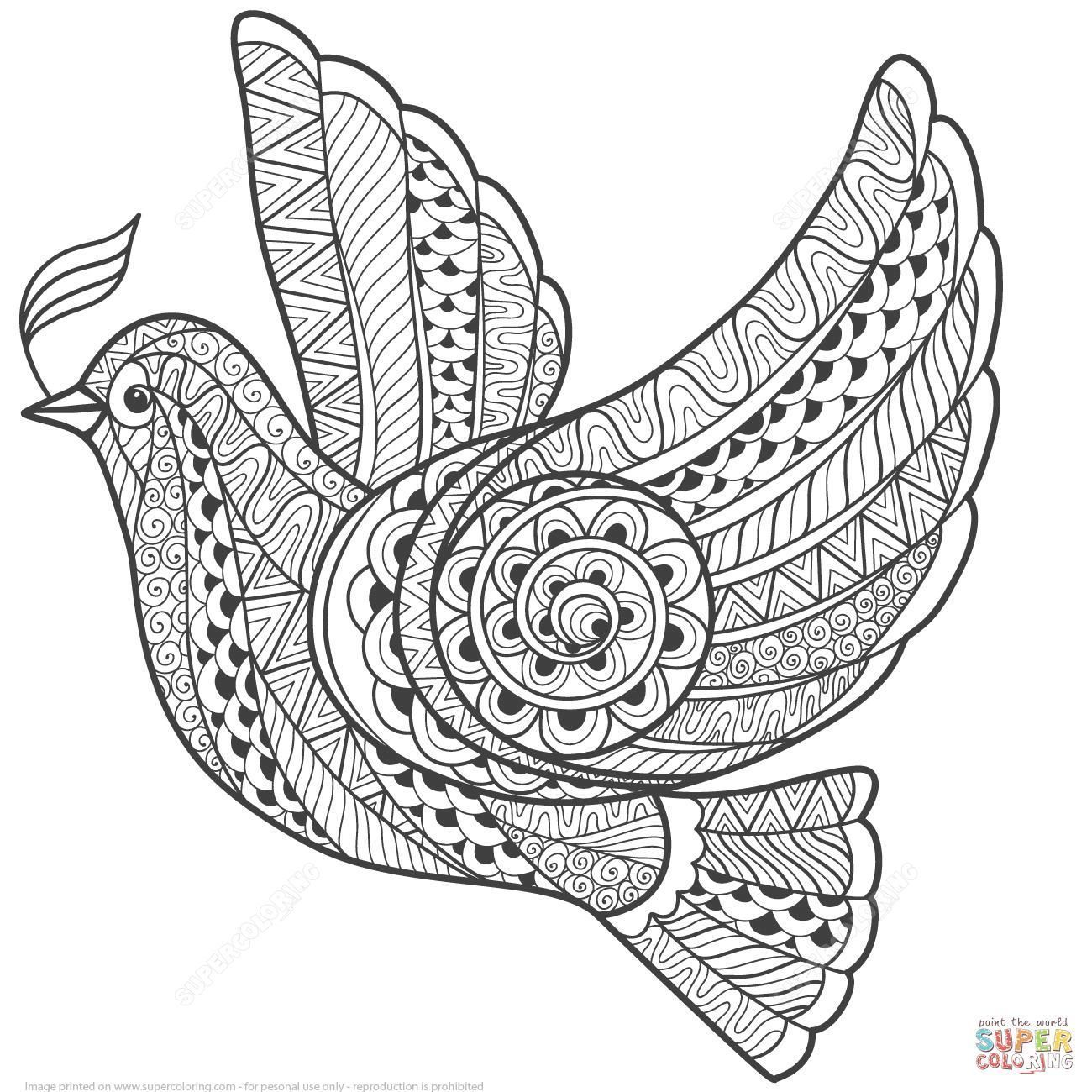 Easy Zentangle Coloring Pages at GetDrawings com | Free for personal