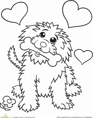 301x383 Cute Echidna Coloring Page Worksheet Cute Puppy Coloring Pages