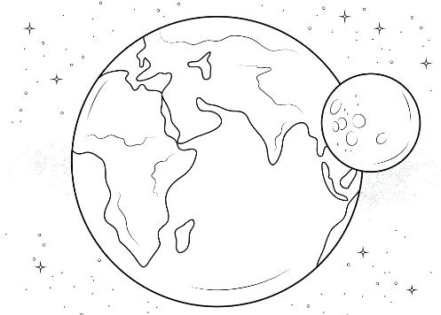 497x356 Coloring Pages Eclipse