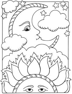 236x307 Coloring Pages Eclipse Color Bros