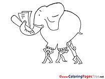 209x157 Economics Coloring Pages