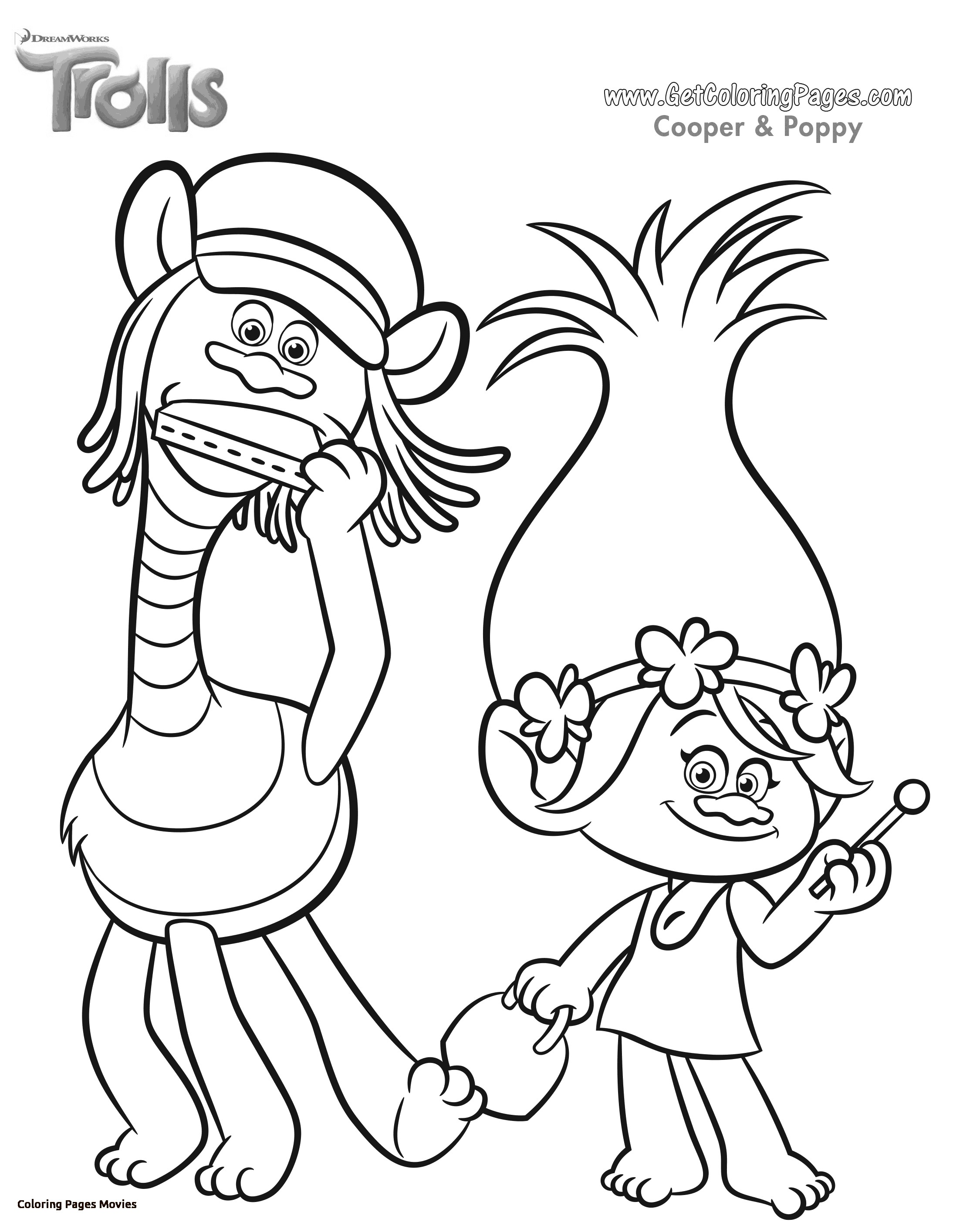 2250x2820 Coloring Pages Movies