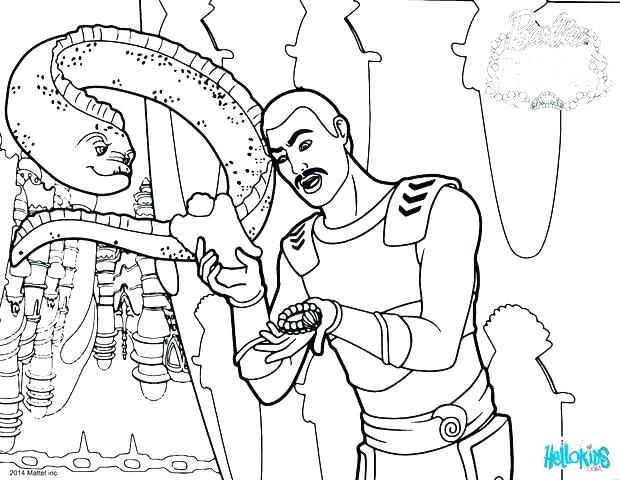 620x480 Eel Coloring Page Eel Coloring Pages And The Eel Barbie Printable