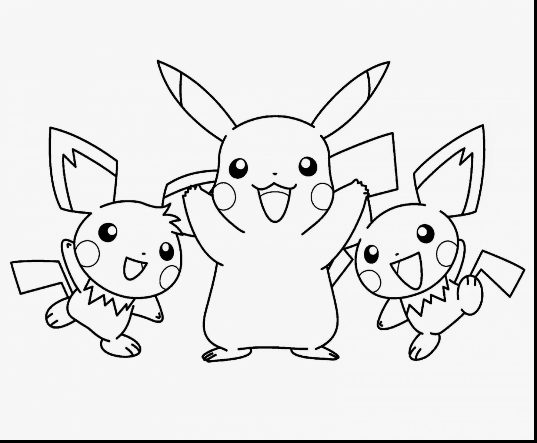 Eeveelutions Coloring Pages At Getdrawings Com Free For