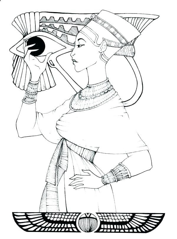 600x812 Egypt Coloring Pages Coloring Pagencient Coloring Pages