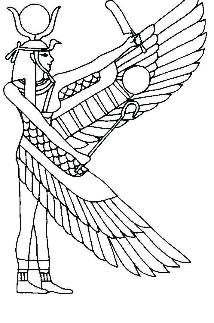 712x1072 Joseph Goes To Egypt Coloring Pages Ancient Coloring Pages Ancient