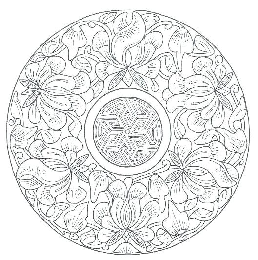 529x532 Eid Coloring Pages Simple Coloring Art Coloring Pages On Images