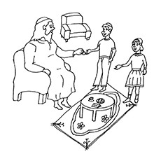230x230 Top Ramadan Coloring Pages For Toddlers