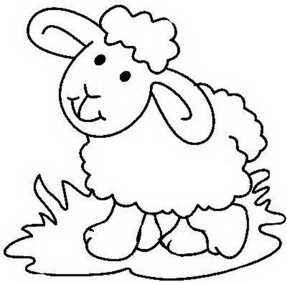 570x562 Eid Coloring Page For Kids