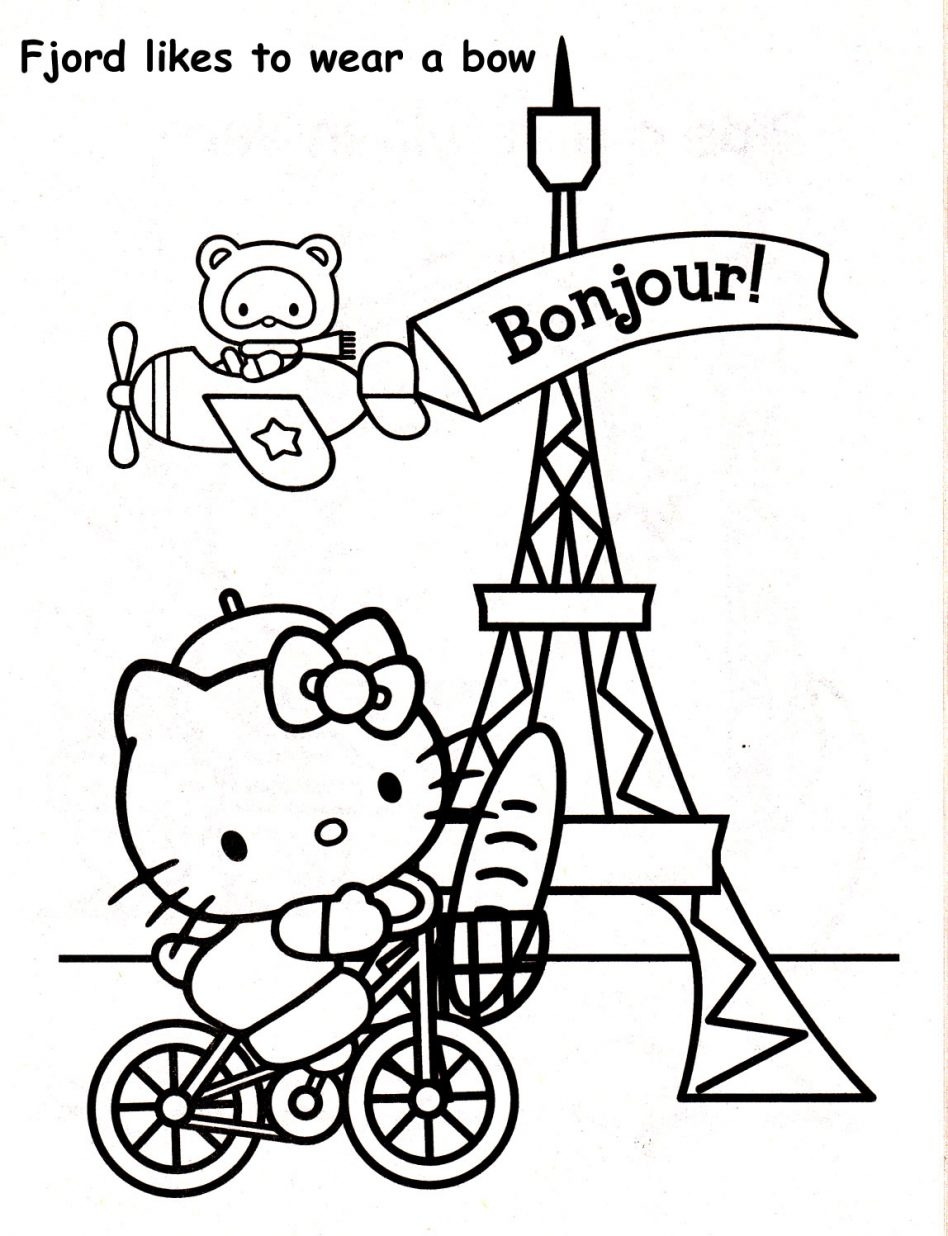 948x1236 Awesome Lovely Printable Eiffel Tower Coloring Pages S