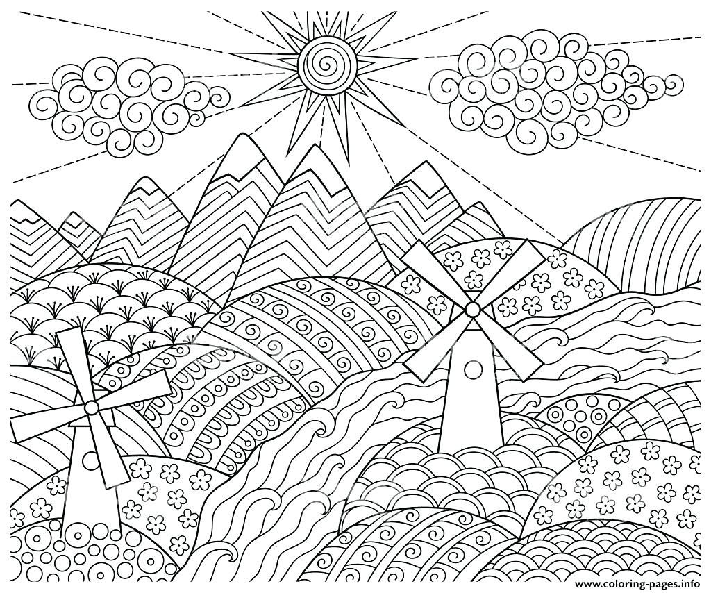 1024x854 Coloring Pages Eiffel Tower Coloring Page Doodle Pattern Fun