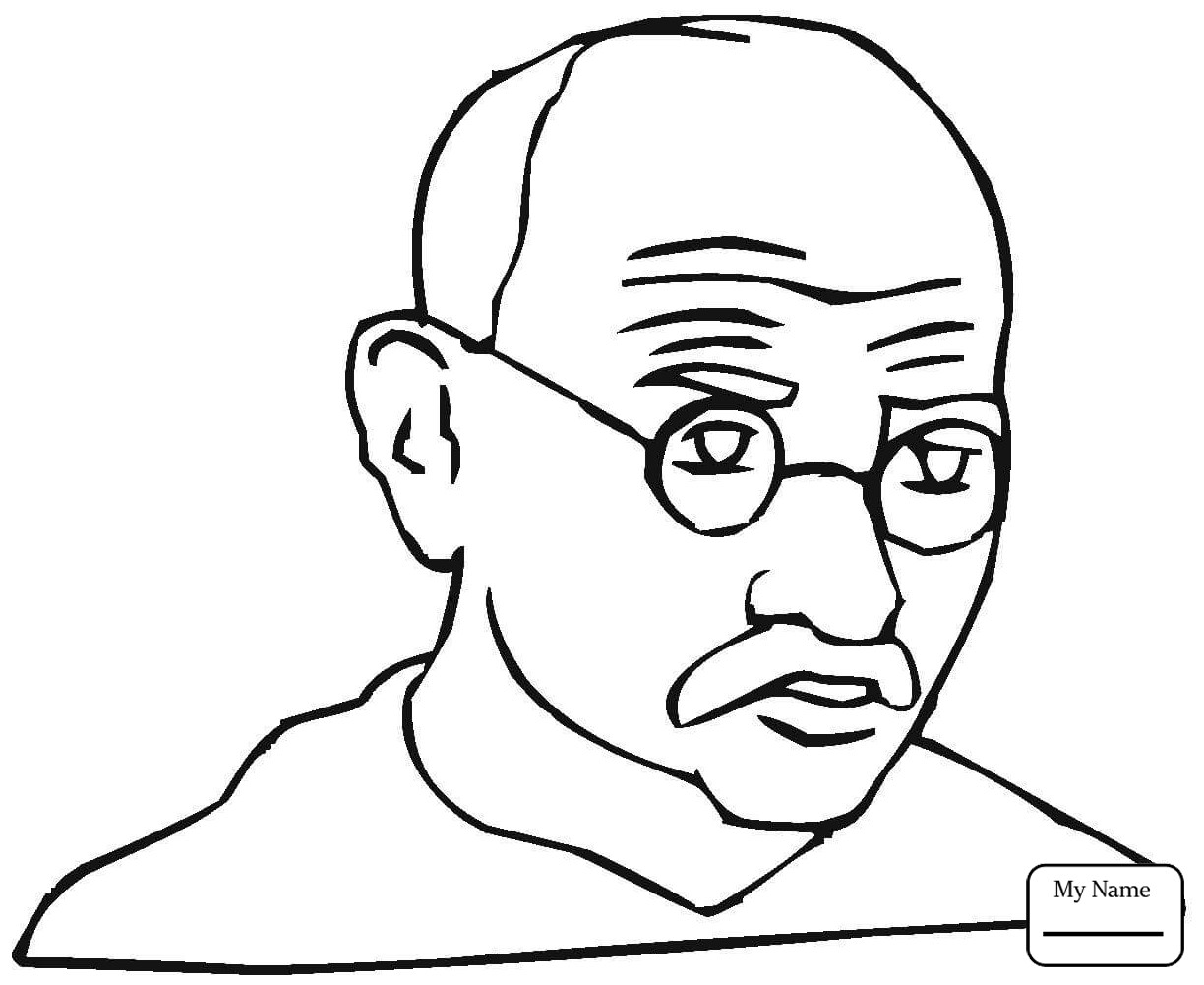 1224x1001 Coloring Pages Of Famous People
