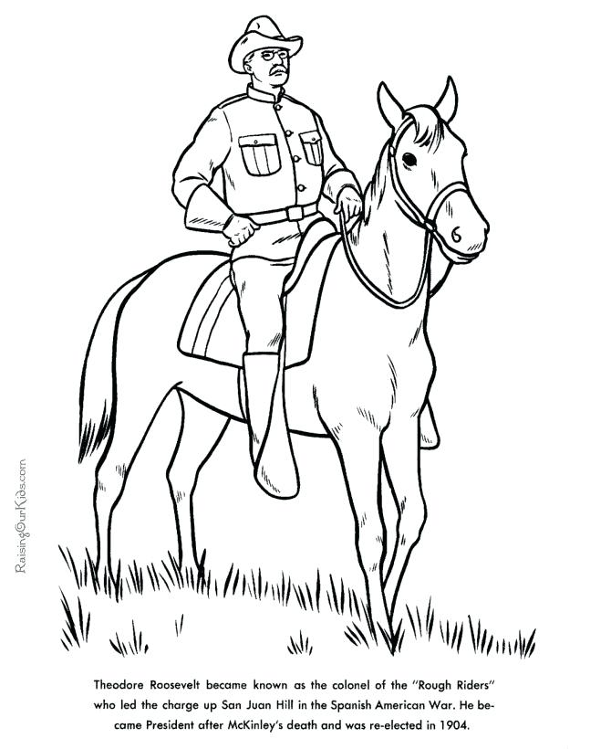670x820 Eleanor Roosevelt Coloring Page Free Printable President Facts