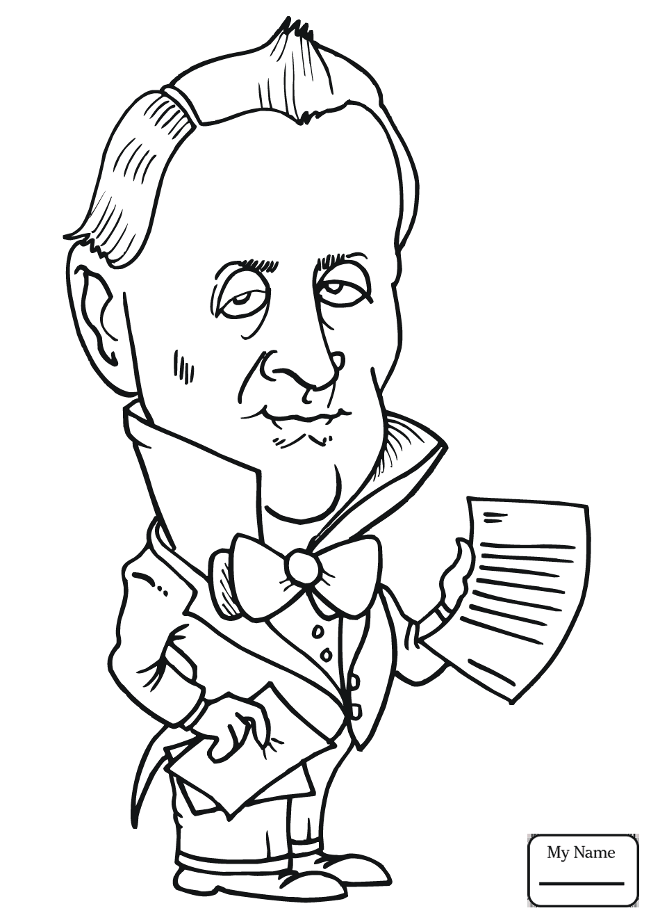 937x1326 Unusual Theodore Roosevelt Coloring Page Us Pr