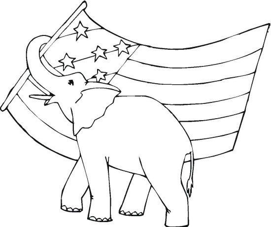 550x461 Best Election Day Coloring Pages Images On Free