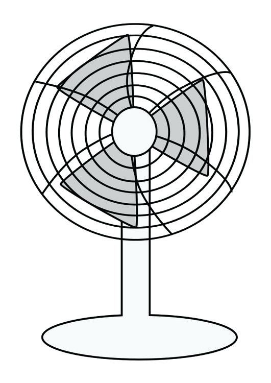 531x750 Fan Coloring Pages Fan Coloring Page Coloring Page Fan Ceiling Fan