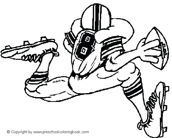 680x547 Fan Coloring Page Football Player Ceiling Fan Coloring Pages