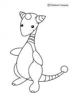 Electric Pokemon Coloring Pages At Getdrawingscom Free For
