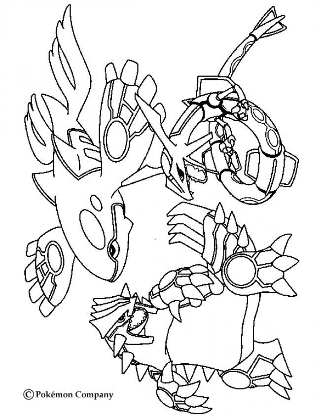 Electrike Coloring Pages
