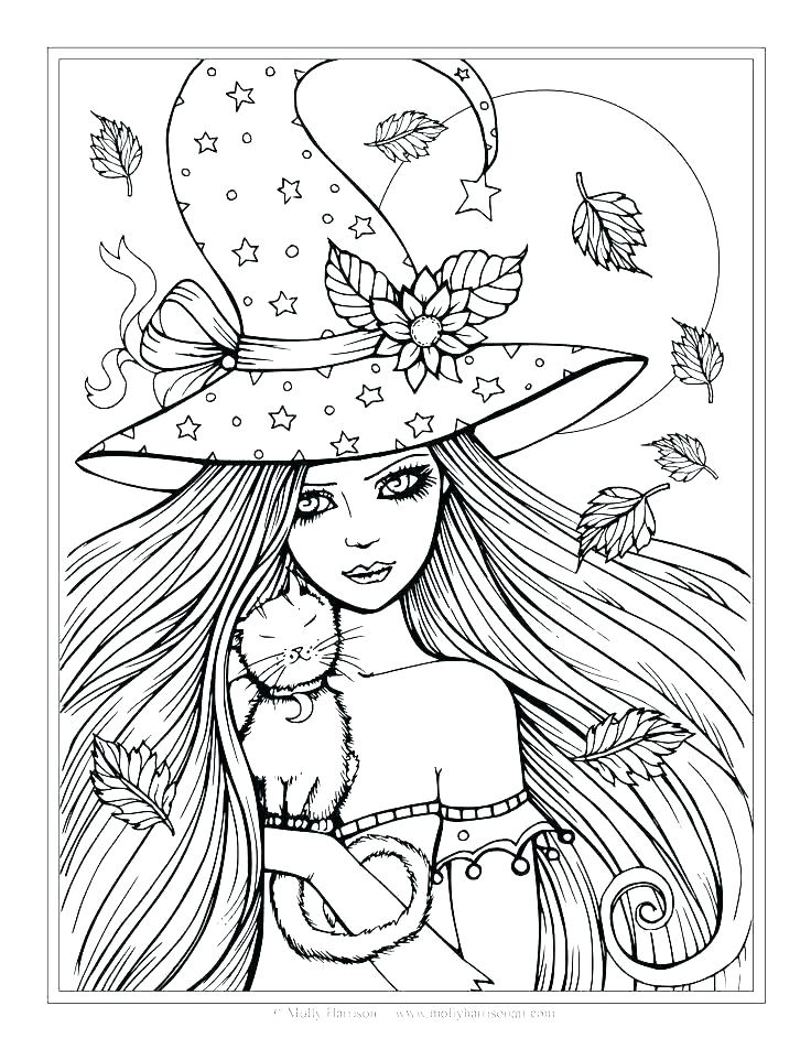 Elegant Coloring Pages