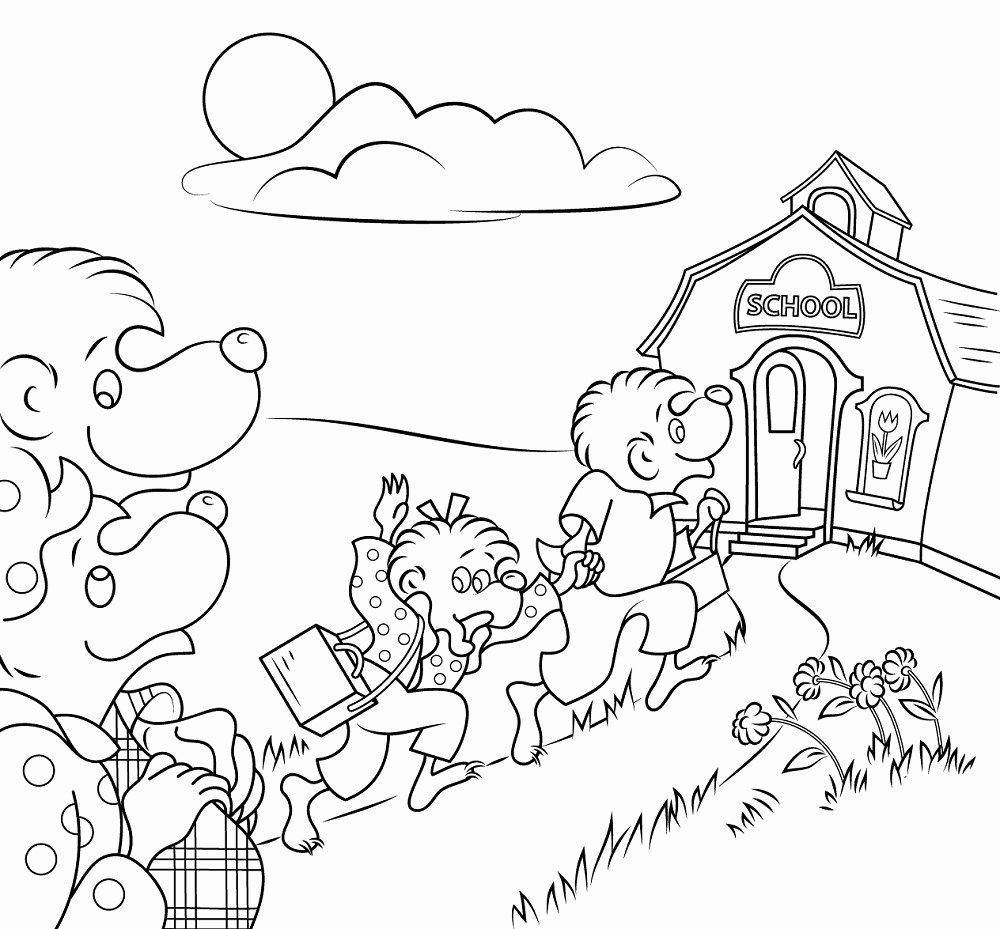 1000x929 Coloring Pages For Middle School Fresh Elementary School Coloring