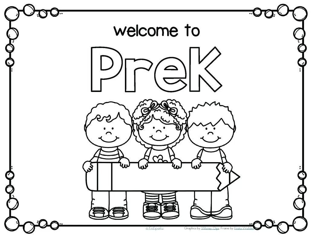 1035x800 Download First Day Of School Coloring Sheets E