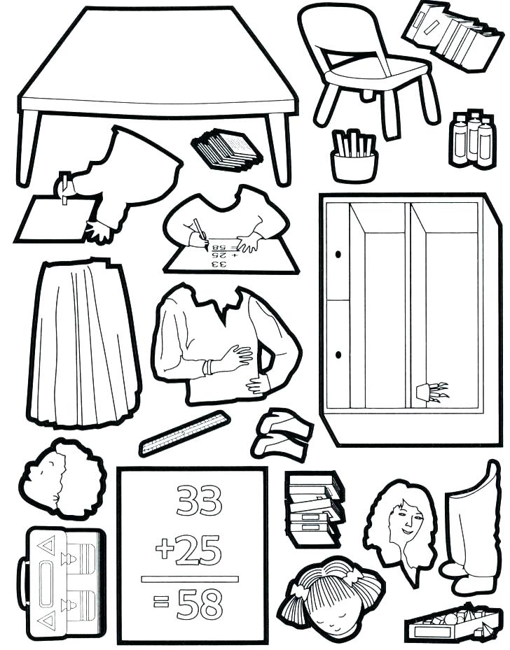 728x929 Elementary School Coloring Pages