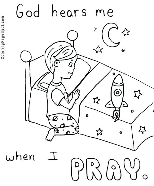497x600 Printable Sunday School Coloring Pages