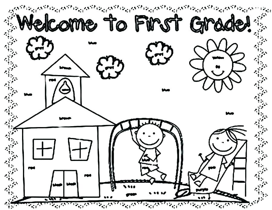 900x694 Beautiful Free Back To School Coloring Pages Online Elementary