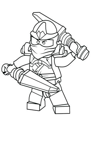 306x500 Free Ninjago Coloring Pages Or Coloring Pictures Coloring Pages
