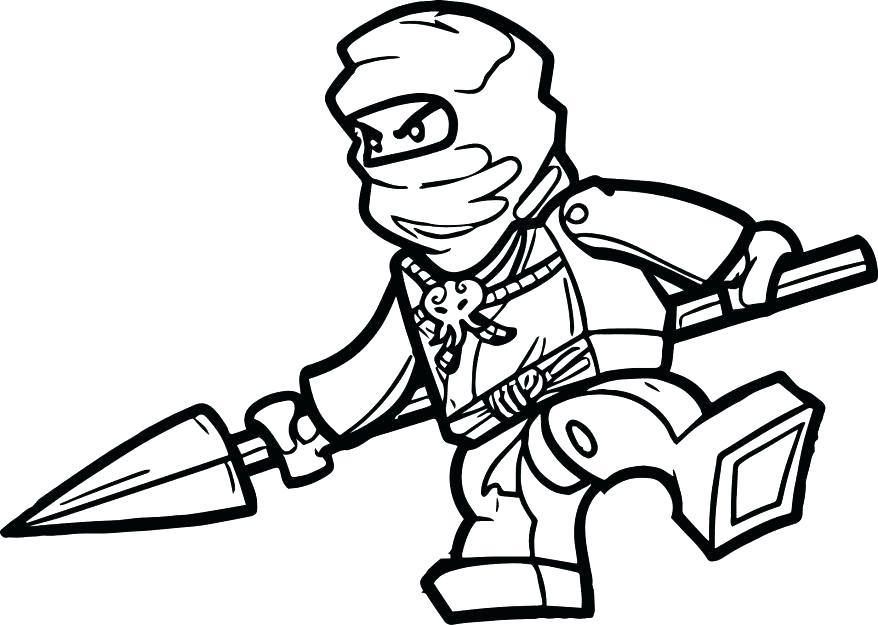 878x625 Ninjago Zane Coloring Pages Coloring Games Jay Tournament
