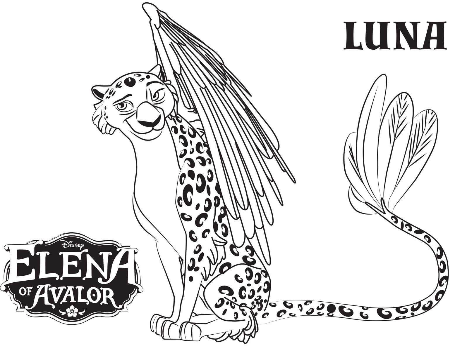 1596x1202 Elena Of Avalor Coloring Pages