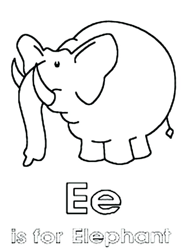 600x801 Printable Cut Out Elephant Ears Kids Coloring Free Printable