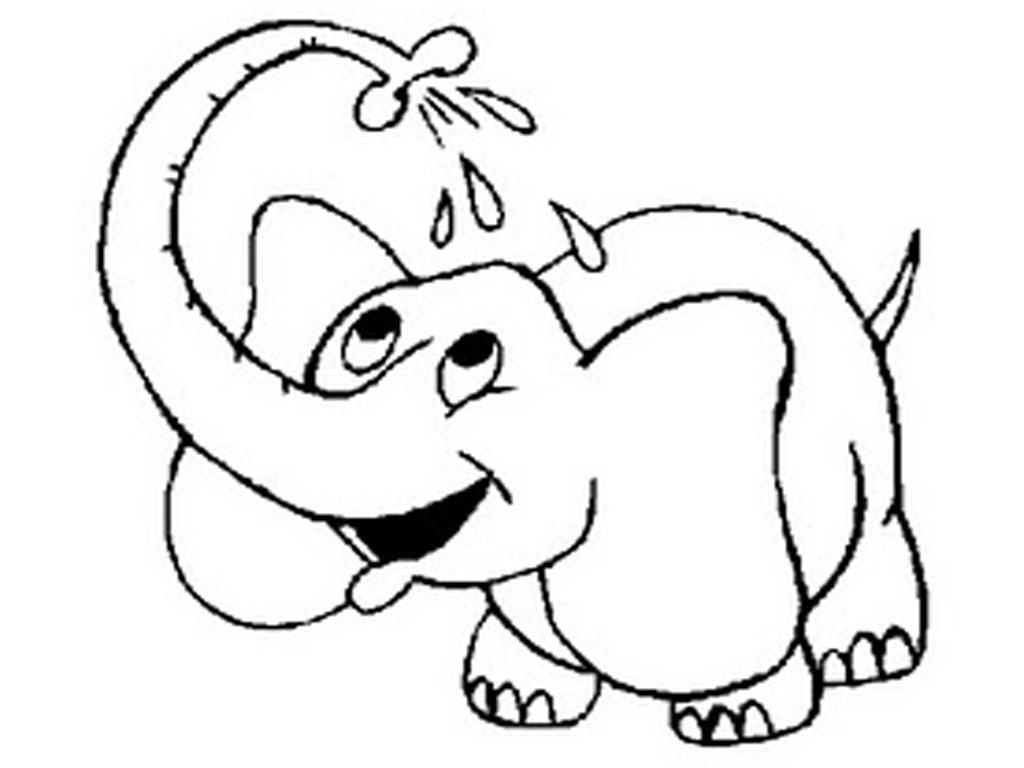 1024x768 Elephant Ears Coloring Pages Free Coloring Pages Of Elephant Ears